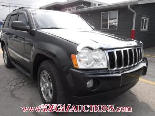 Used 2005 Jeep GRAND CHEROKEE LTD 4WD for sale in Calgary, AB