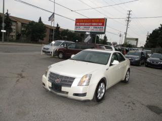 Used 2009 Cadillac CTS w/1SA & Performance Package for sale in Scarborough, ON