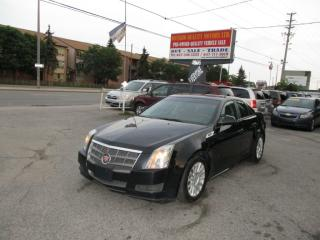 Used 2010 Cadillac CTS Performance, Sport Pkg for sale in Scarborough, ON