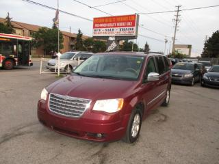 Used 2009 Chrysler Town & Country TOURING FULLY LOADED!!!!  backup camera 2 DVD for sale in Scarborough, ON