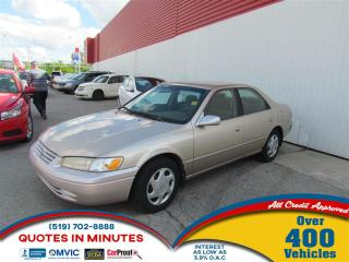 Used 1998 Toyota Camry XLE | V6 | AS-IS SPECIAL | FRESH TRADE for sale in London, ON