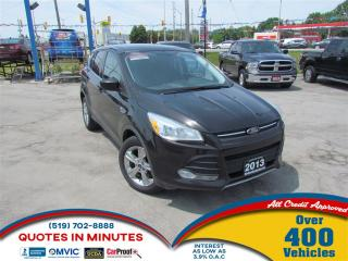 Used 2013 Ford Escape SE | SAT RADIO | HEATED SEATS for sale in London, ON