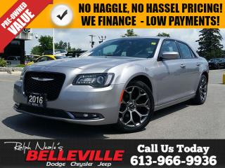 Used 2016 Chrysler 300 300S - Leather - Navigation - Dual Pane Sunroof for sale in Belleville, ON