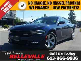 Used 2016 Dodge Charger Sunroof - Heated Seats - 8.4 Radio for sale in Belleville, ON