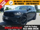 Used 2017 Dodge Durango 2017! - Blacktop Package - 20 Rims - Leather for sale in Belleville, ON