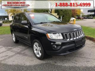 Used 2013 Jeep Compass Sport/North for sale in Richmond, BC