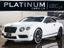 Used 2013 Bentley Continental GT 500HP AWD, NAVIGATIO for sale in North York, ON