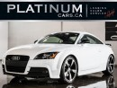 Used 2015 Audi TT 2.0T QUATTRO, S-LINE for sale in North York, ON