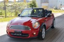Used 2015 MINI Cooper CONVERTIBLE COOPER for sale in Langley, BC