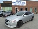 Used 2004 Acura TSX LEATHER - SUNROOF for sale in North York, ON