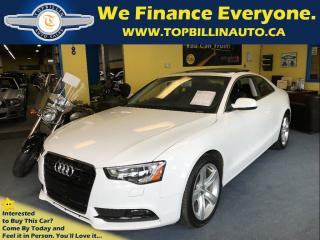 Used 2013 Audi A5 2.0T Premium, Auto, Only 77K kms for sale in Concord, ON