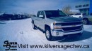 Used 2017 Chevrolet Silverado 1500 LT Heated Leather for sale in Shaunavon, SK