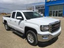 Used 2017 GMC Sierra 1500 Double Cab 4WD SLE for sale in Shaunavon, SK