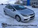 Used 2017 Chevrolet Cruze LT Turbo for sale in Shaunavon, SK