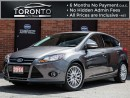 Used 2014 Ford Focus Titanium+Leather+Self Park+camera+Wifi for sale in North York, ON