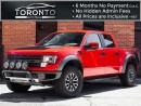 Used 2012 Ford F-150 SVT Raptor+Navi+Camera+Super crew+One owner for sale in North York, ON