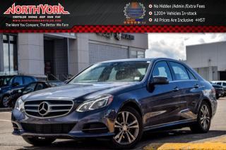 Used 2014 Mercedes-Benz E-Class E250 BlueTEC |4MATIC|Sunroof|Nav|360Cam|Leather|18