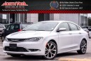 Used 2016 Chrysler 200 C|Sun/SoundPkg|Sunroof|Nav|R-Start|BackUpCam|AlpineSpkrs|Leather|19