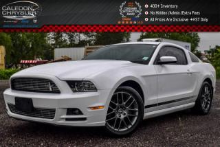 Used 2014 Ford Mustang V6 Premium|Bluetooth|Heated Front seats|Keyless Entry|17