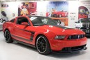 Used 2012 Ford Mustang BOSS 302, Race Red... for sale in Paris, ON