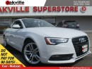 Used 2013 Audi A5 2.0 TURBO | QUATTRO | NAVI  | ACCIDENT FREE | for sale in Oakville, ON