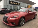 Used 2015 Lexus IS 250 Luxury Package for sale in Brampton, ON