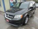 Used 2012 Dodge Grand Caravan FAMILY MOVING SE MODEL 7 PASSENGER 3.6L - V6.. CAPTAINS.. STOW-N-GO.. CD/AUX INPUT.. REAR CLIMATE CONTROLS.. for sale in Bradford, ON