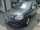 Used 2011 Chrysler Town & Country LOADED LIMITED EDITION 7 PASSENGER 3.6L - V6.. CAPTAINS.. STOW-N-GO.. LEATHER.. HEATED SEATS.. BACK-UP CAMERA.. POWER DOORS & WINDOWS.. SUNROOF.. for sale in Bradford, ON