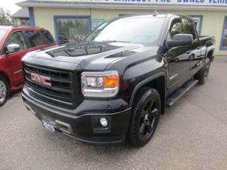 Used 2015 GMC Sierra 1500 'GREAT KM'S' READY TO WORK SLE MODEL 6 PASSENGER 5.3L - VORTEC.. 4X4.. QUAD-CAB.. SHORTY.. AUX/USB INPUT.. KEYLESS ENTRY.. for sale in Bradford, ON