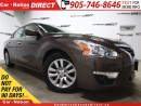 Used 2013 Nissan Altima 2.5 S| PUSH START| WE WANT YOUR TRADE| for sale in Burlington, ON