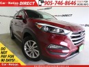 Used 2017 Hyundai Tucson Premium 2.0| AWD| BACK UP CAMERA| HEATED SEATS| for sale in Burlington, ON