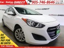 Used 2016 Hyundai Elantra GT GL| HEATED SEATS| OPEN SUNDAYS| for sale in Burlington, ON