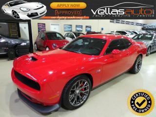 Used 2015 Dodge Challenger SRT 392| TRACK PACK| TECHNOLOGY for sale in Woodbridge, ON
