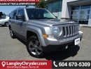 Used 2015 Jeep Patriot w/LEATHER  INTERIOR & SUNROOF for sale in Surrey, BC