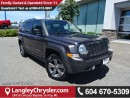 Used 2015 Jeep Patriot SPORT 4X4 W/ SUNROOF & LEATHER INTERIOR for sale in Surrey, BC