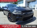 Used 2016 Dodge Charger SRT Hellcat *ACCIDENT FREE*ONE OWNER*LOCAL BC CAR* for sale in Surrey, BC