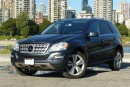 Used 2011 Mercedes-Benz ML 350 BlueTEC 4MATIC for sale in Vancouver, BC