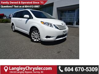 Used 2015 Toyota Sienna LE 7 Passenger AWD W/BACKUP CAMERA & TRI-ZONE CLIMATE for sale in Surrey, BC