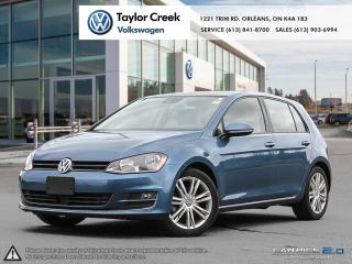 Used 2016 Volkswagen Golf 5-Dr 1.8T Highline 6sp at w/Tip for sale in Orleans, ON