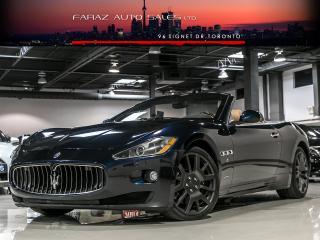 Used 2011 Maserati GranTurismo S 4.7L CONVERTIBLE NAVI PARKING SENSORS for sale in North York, ON