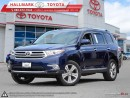 Used 2011 Toyota Highlander 4WD V6 LTD 5A for sale in Mono, ON