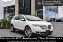 Used 2014 Lincoln MKX AWD - LEATHER - BLUETOOTH - NAV - CLASS II TRAILER TOW - BLIND SPOT MONITOR for sale in Ottawa, ON