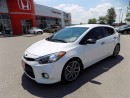 Used 2016 Kia Forte5 1.6L SX... NAVIGATION... ONE OWNER for sale in Milton, ON