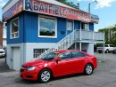 Used 2014 Chevrolet Cruze LT **Rev Cam/Remote Start/Bluetooth** for sale in Barrie, ON