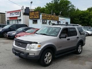 Used 2006 Ford Explorer XLT for sale in Scarborough, ON