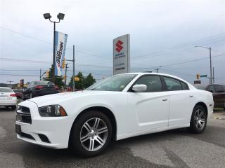 Used 2013 Dodge Charger SXT ~8-Speed ~8.4 TouchScreen ~P/Sunroof for sale in Barrie, ON
