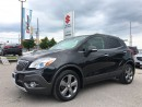 Used 2014 Buick Encore All Wheel Drive ~Power/Heated Leather ~P/SunRoof for sale in Barrie, ON