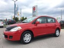 Used 2011 Nissan Versa 1.8 S ~Simple, Spacious Transportation for sale in Barrie, ON