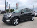 Used 2016 Chevrolet Equinox LT AWD ~Nav ~RearView Camera ~P/Roof ~P/Seat for sale in Barrie, ON