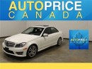 Used 2013 Mercedes-Benz C-Class C350 4MATIC NAVIGATION XENON for sale in Mississauga, ON